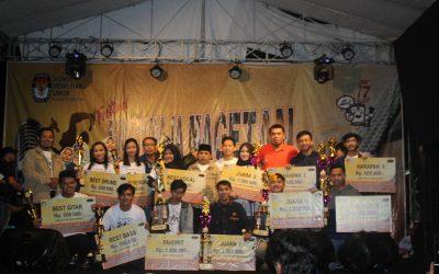 Salurkan Bakat, KPU Magetan Adakan Festival Band Remaja