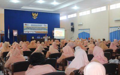 Sosialisasi Pendidikan Pemilih Kepada Pemilih Perempuan
