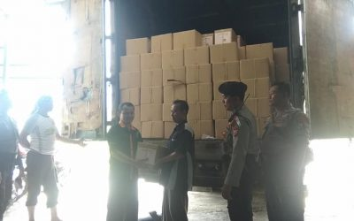 KPU Magetan Selesai Sortir Surat Suara Presiden dan Wakil Presiden