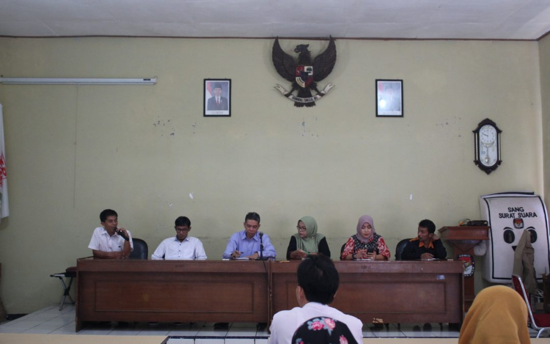 Wajah Baru KPU Kabupaten Magetan