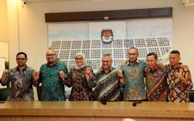 Tiga Hari lagi, KPU Tetapkan Calon Presiden dan Wakil Presiden Terpilih