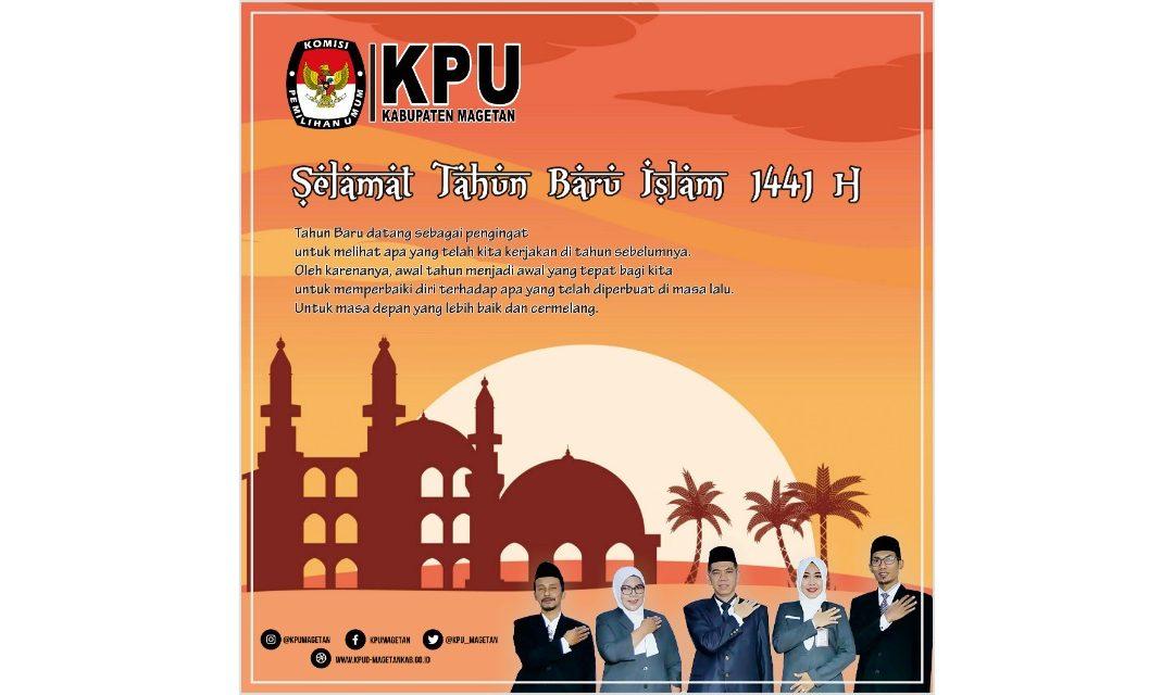 SELAMAT TAHUN BARU ISLAM 1441 H